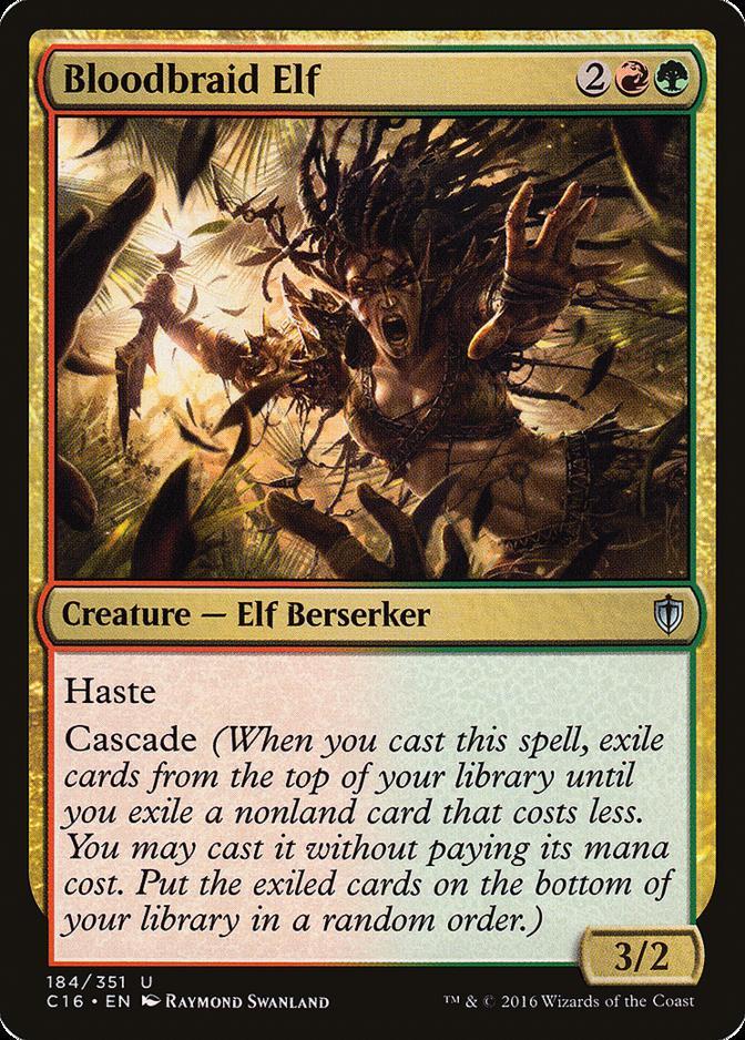 Bloodbraid Elf [C16]