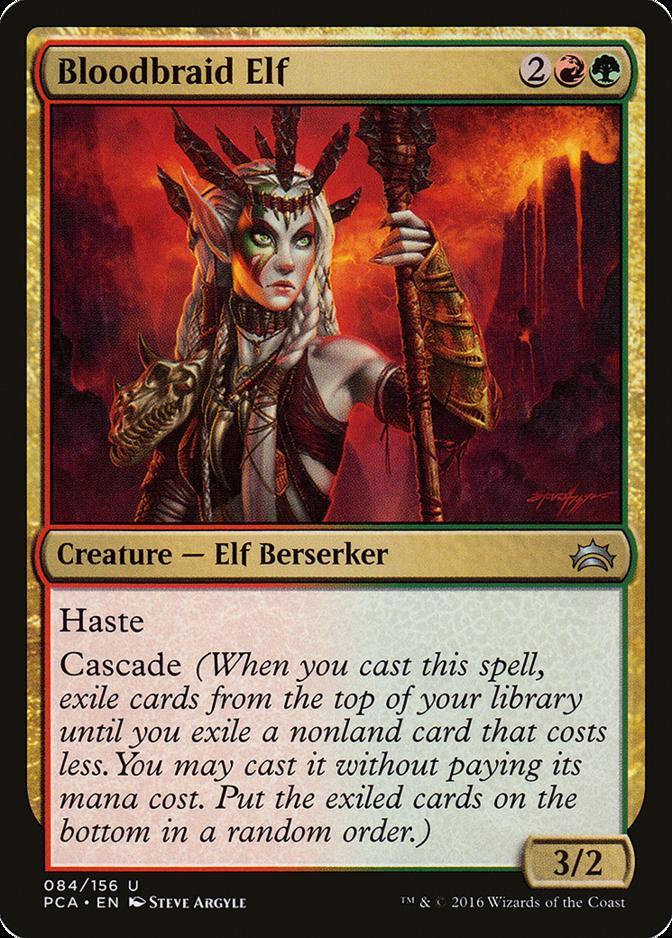 Bloodbraid Elf [PCA]