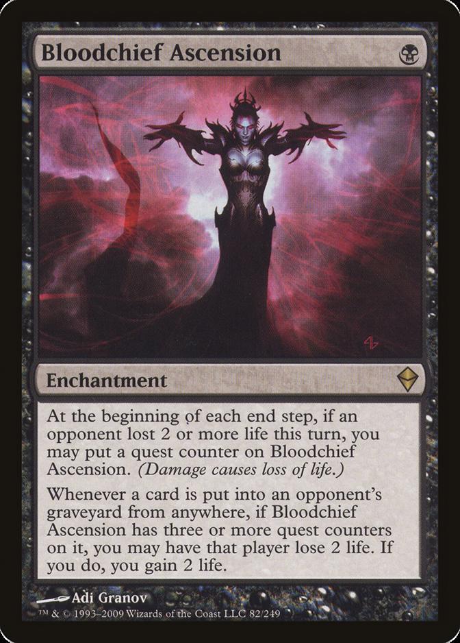 Bloodchief Ascension [ZEN]