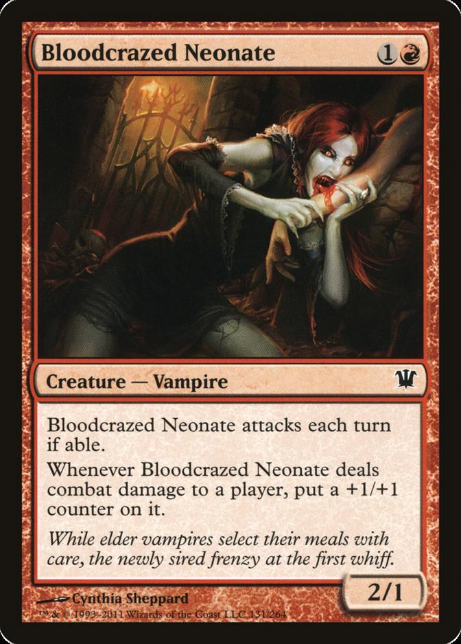Bloodcrazed Neonate [ISD] (F)