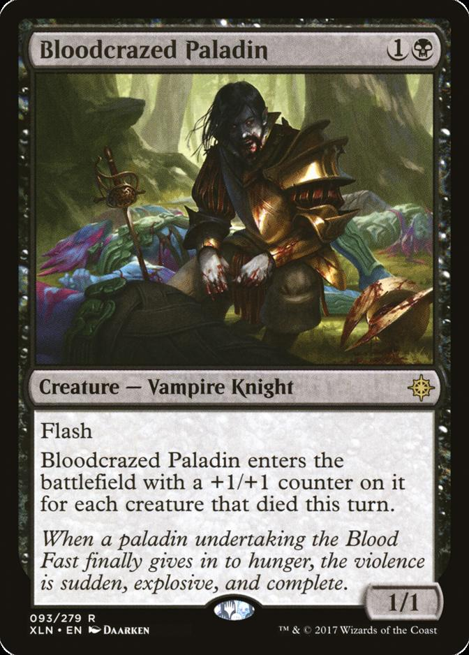 Bloodcrazed Paladin [XLN]