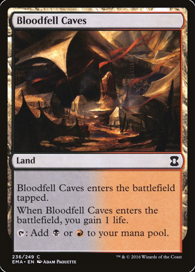 Bloodfell Caves [EMA] (F)
