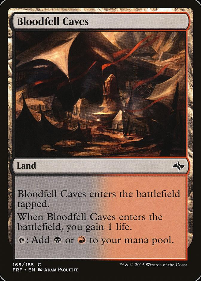 Bloodfell Caves [FRF] (F)