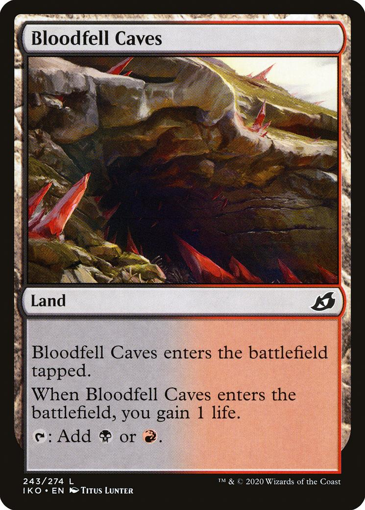 Bloodfell Caves [IKO]