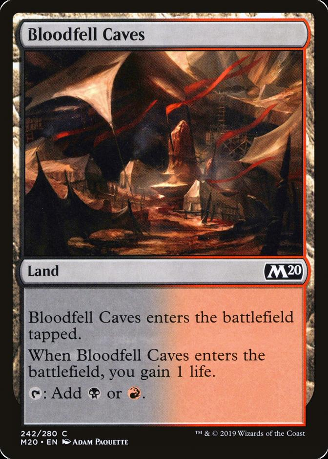 Bloodfell Caves [M20]