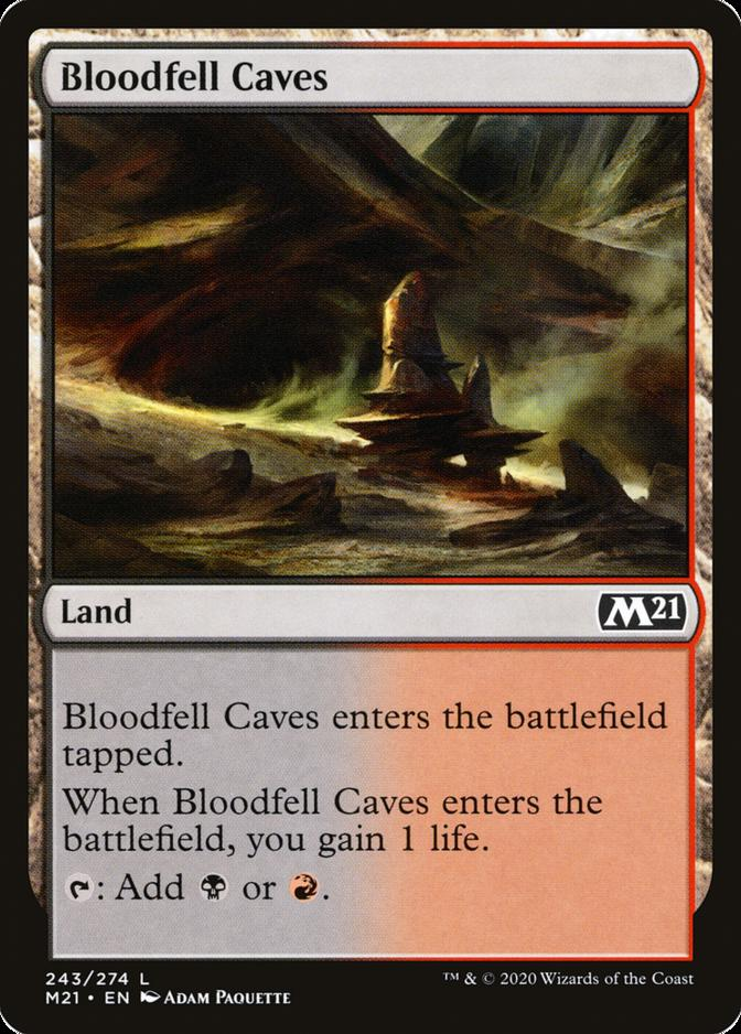 Bloodfell Caves [M21]