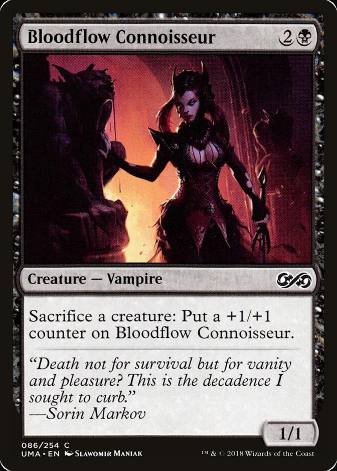 Bloodflow Connoisseur [UMA]