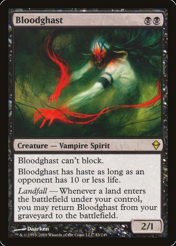 Bloodghast [ZEN] (F)