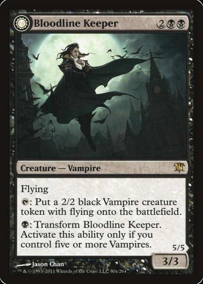 Bloodline Keeper [ISD]