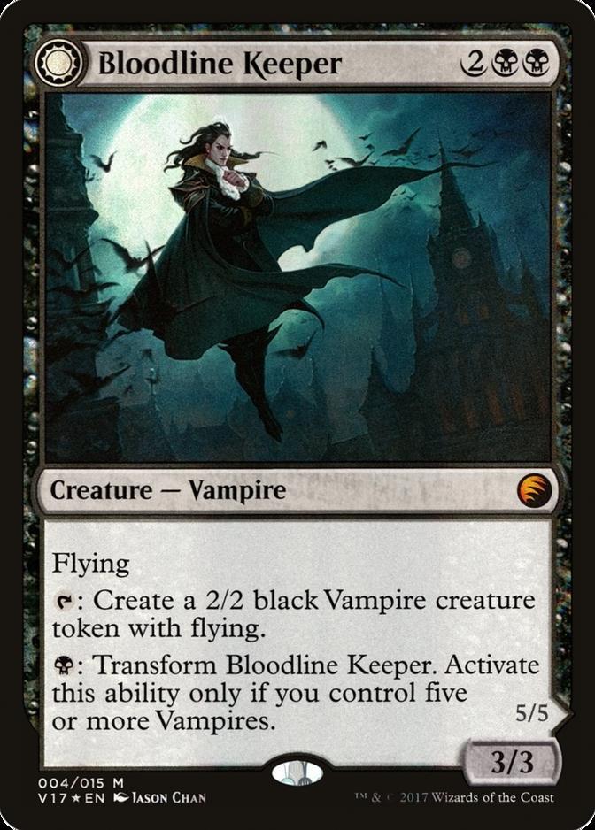 Bloodline Keeper [V17] (F)