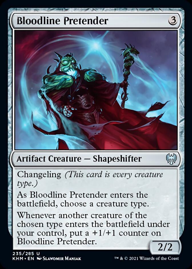 Bloodline Pretender [KHM]