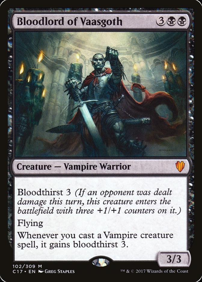 Bloodlord of Vaasgoth [C17]