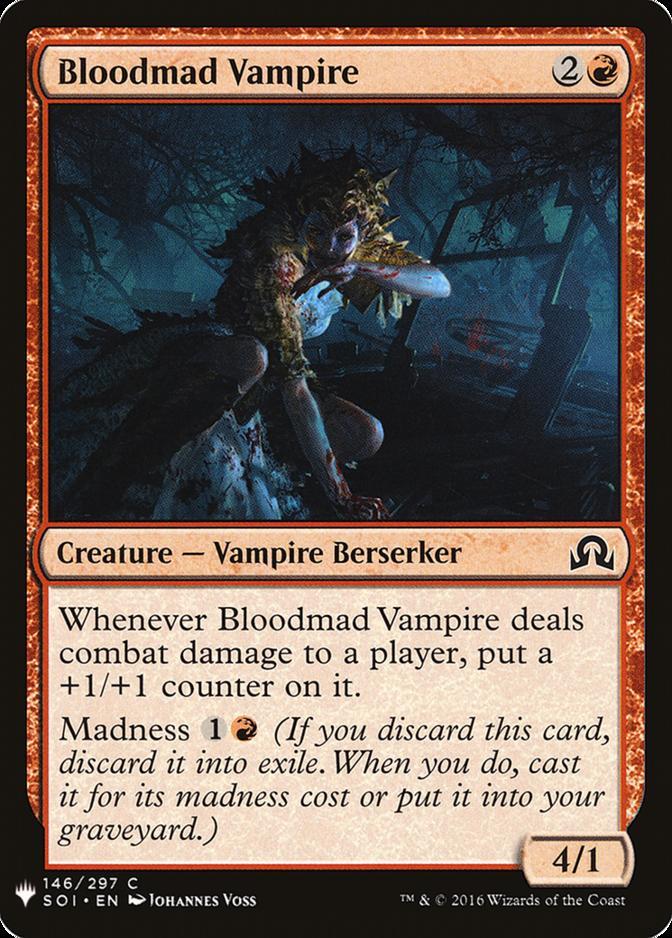 Bloodmad Vampire [MB1]