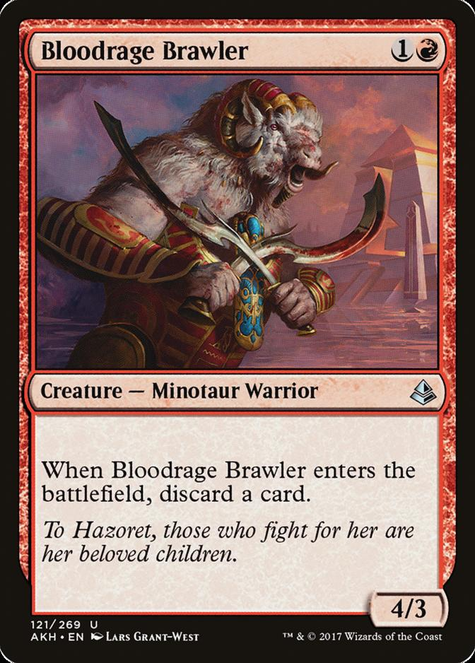 Bloodrage Brawler [AKH]