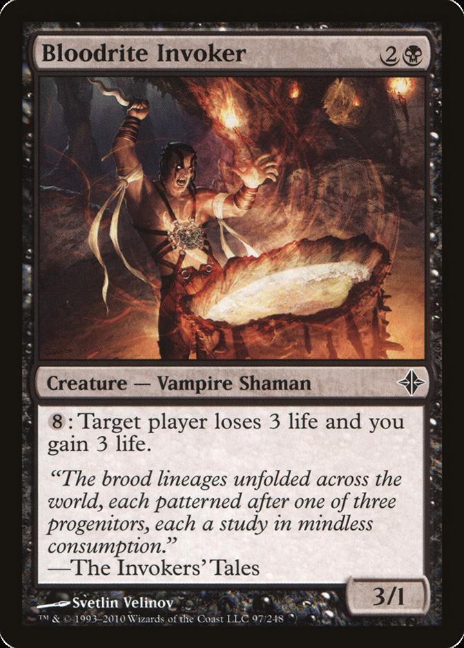 Bloodrite Invoker [ROE]