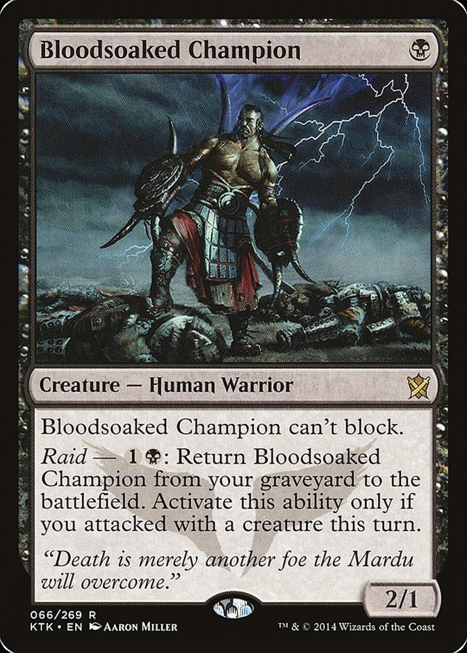 Bloodsoaked Champion [KTK]