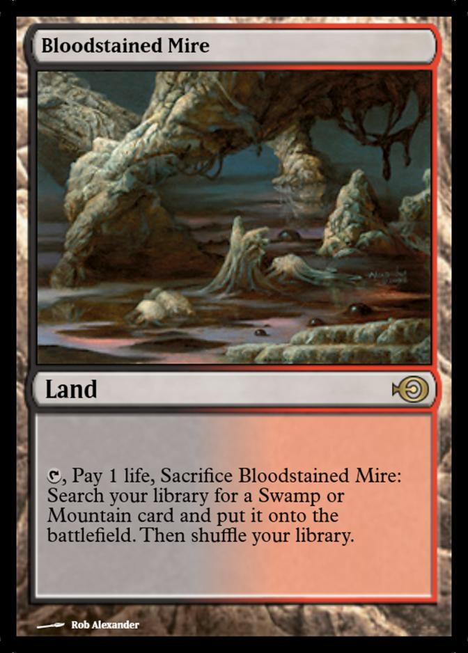 Bloodstained Mire [PRM]