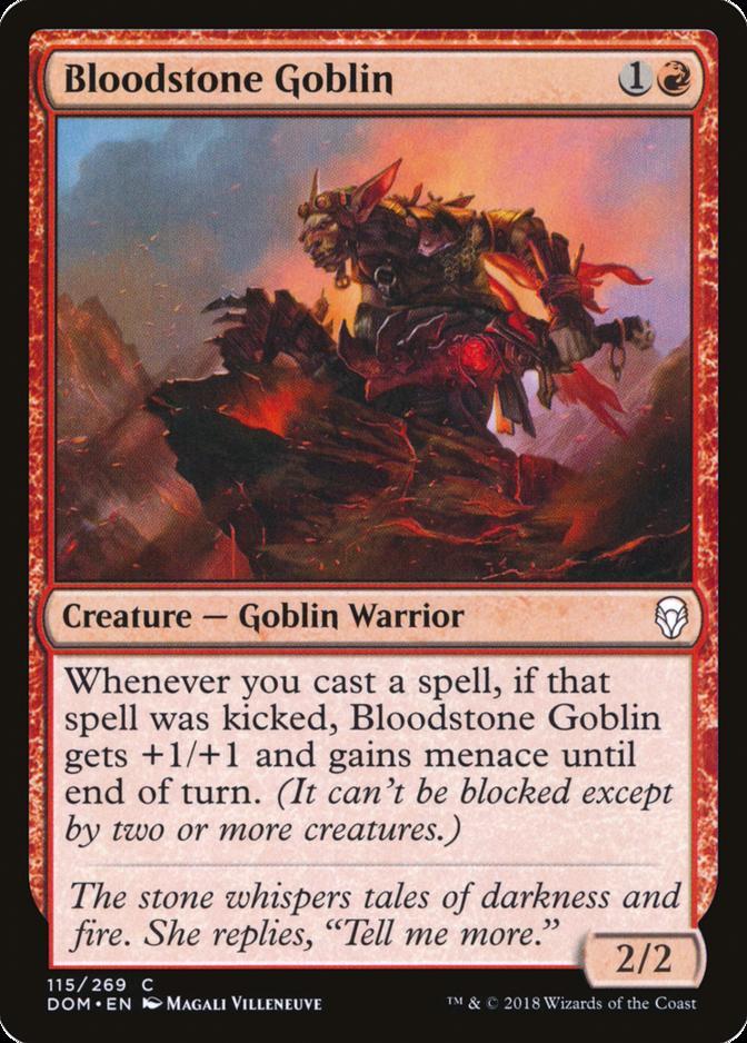 Bloodstone Goblin [DOM]