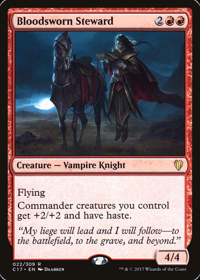 Bloodsworn Steward [C17]
