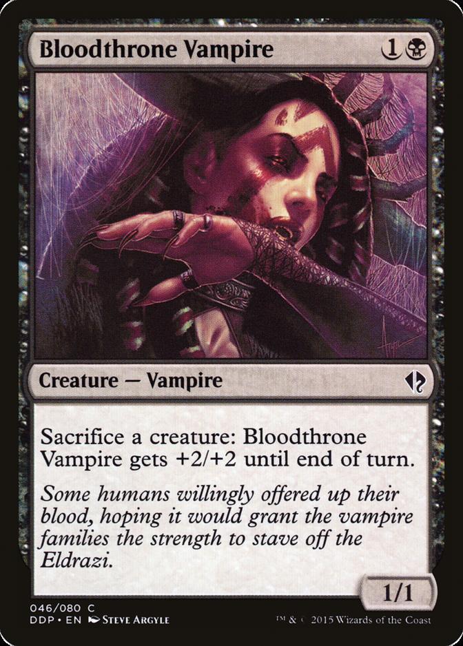 Bloodthrone Vampire [DDP]