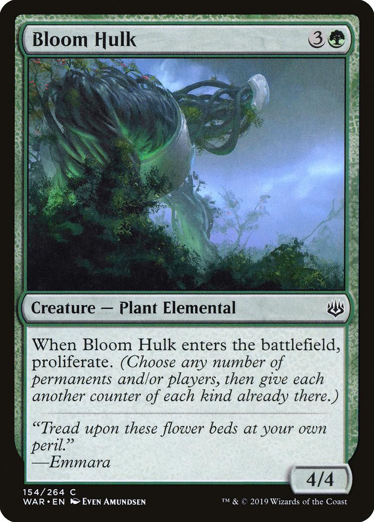 Bloom Hulk [WAR]