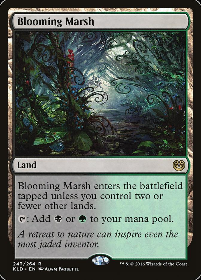 Blooming Marsh [KLD]