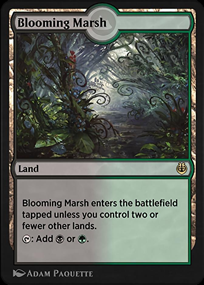 Blooming Marsh [KLR]