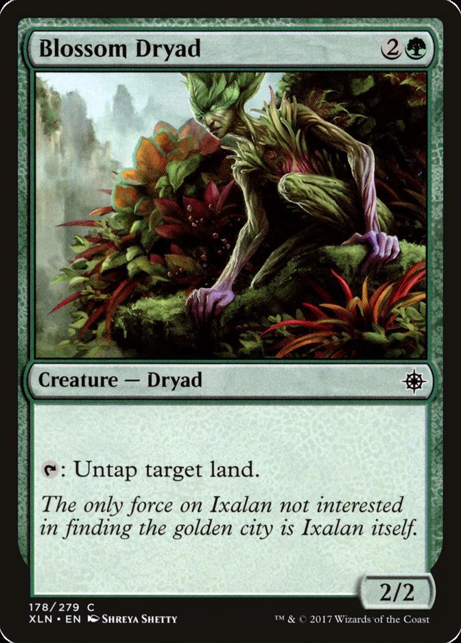 Blossom Dryad [XLN]