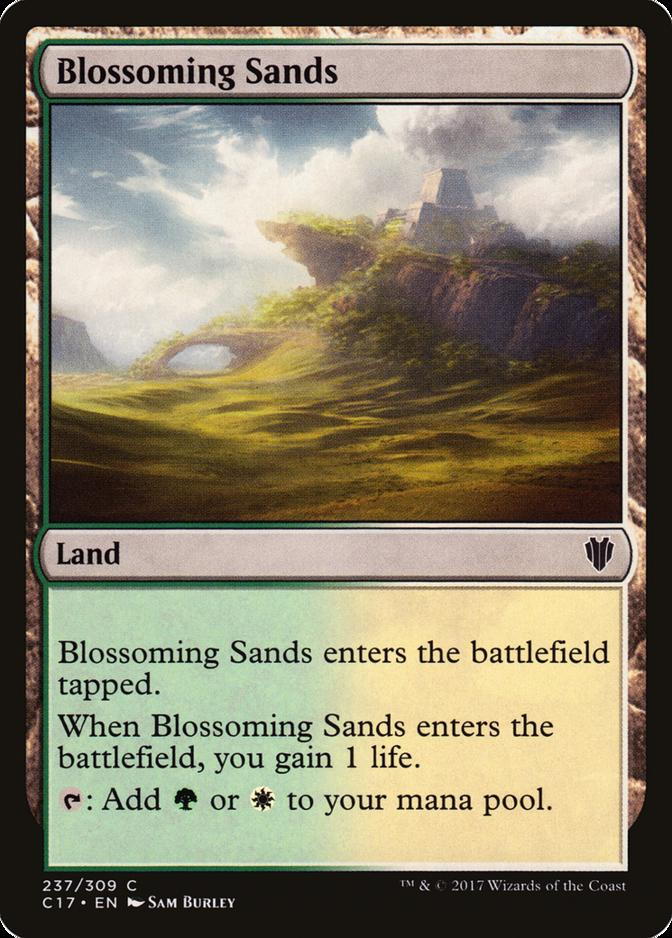 Blossoming Sands [C17]