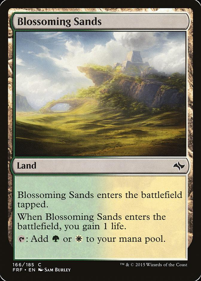 Blossoming Sands [FRF] (F)