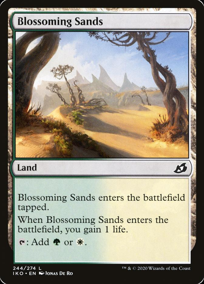 Blossoming Sands [IKO]