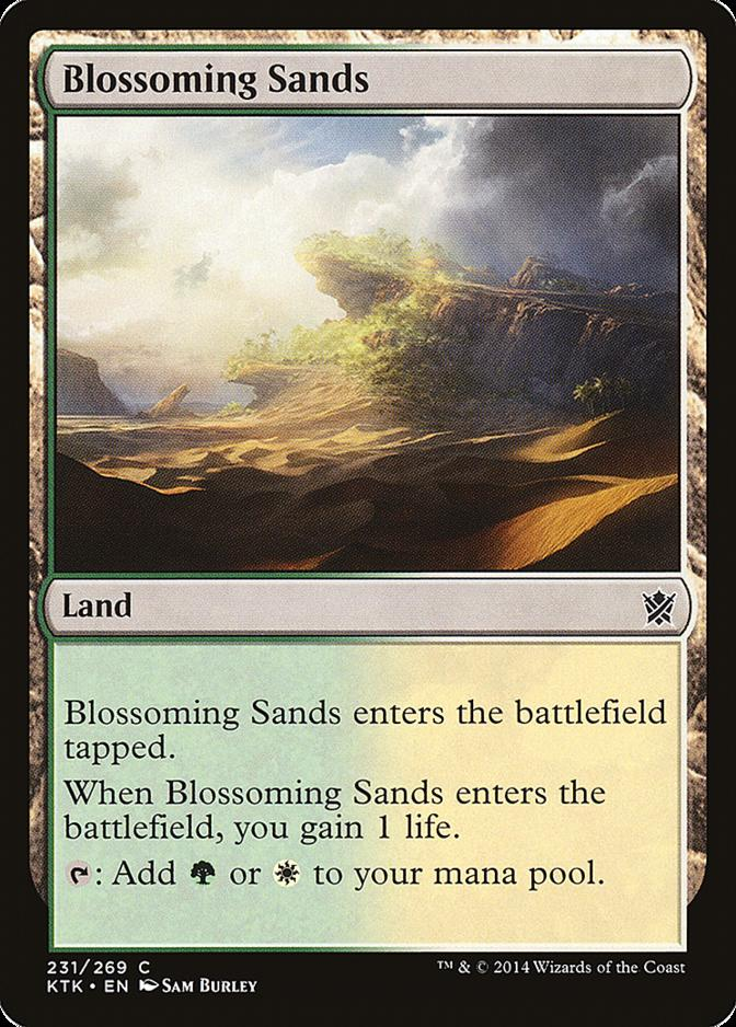 Blossoming Sands [KTK]