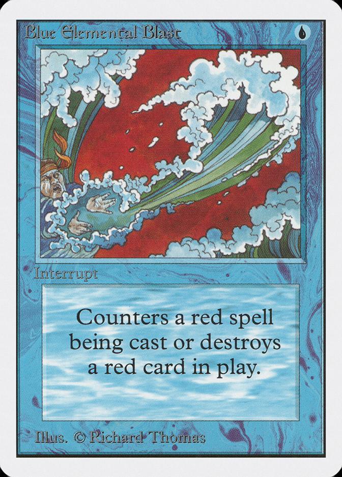 Blue Elemental Blast [2ED]