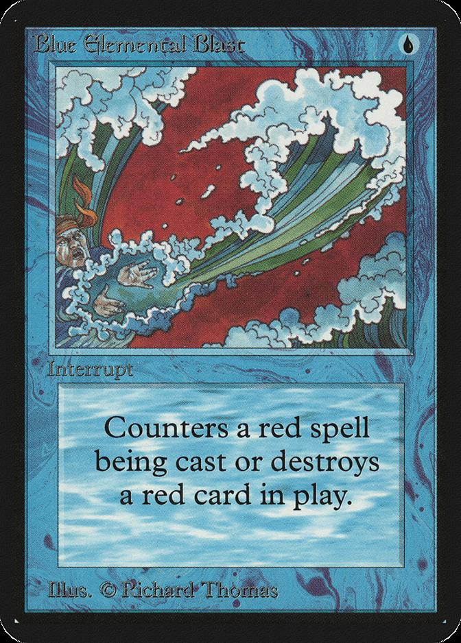 Blue Elemental Blast [LEA]