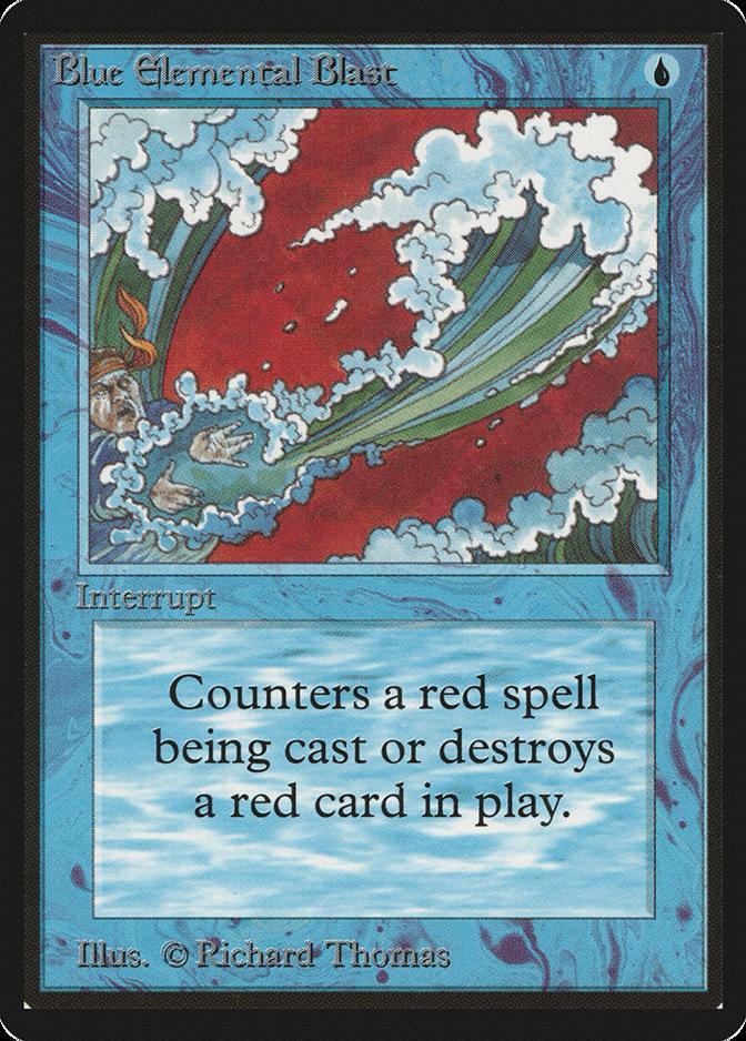 Blue Elemental Blast [LEB]