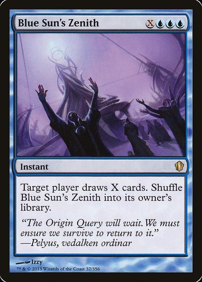 Blue Sun's Zenith [C13]