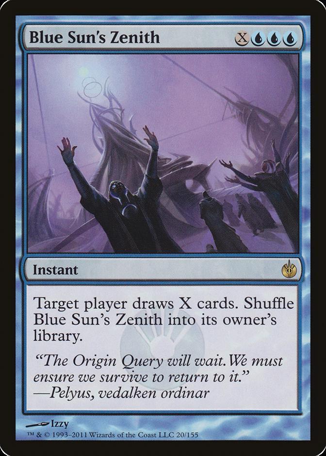 Blue Sun's Zenith [MBS]