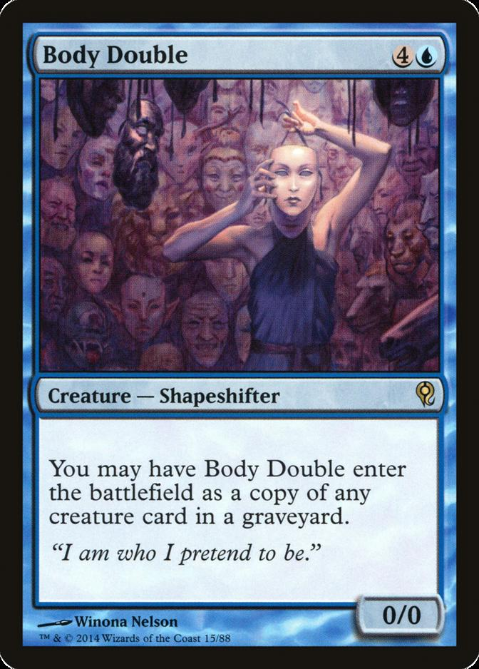 Body Double [DDM]
