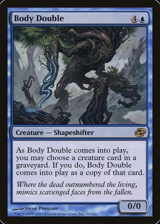 Body Double [PLC] (F)