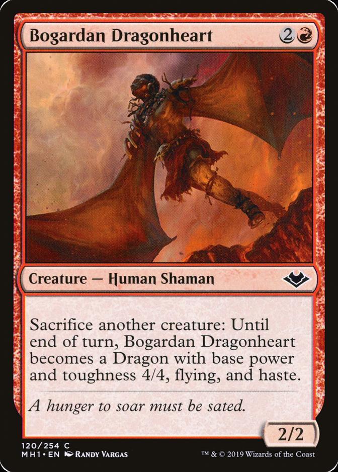 Bogardan Dragonheart [MH1]
