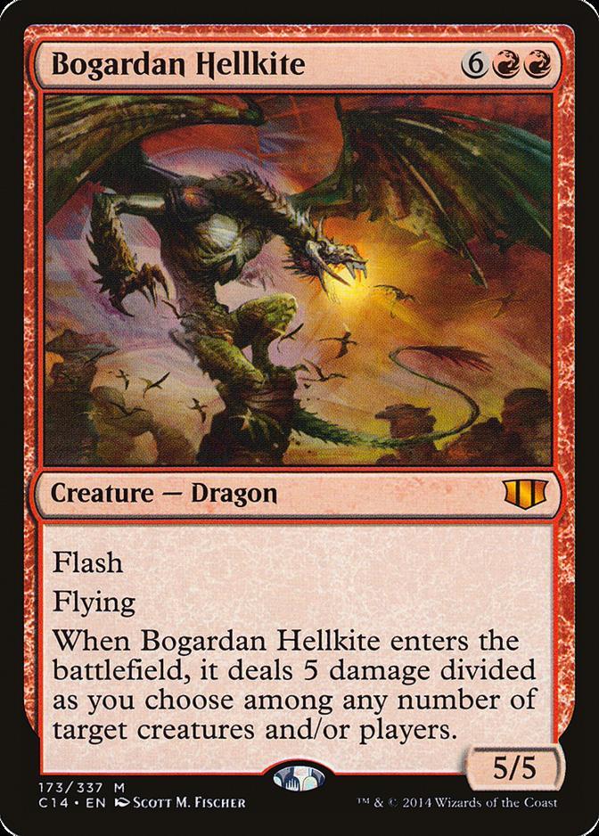 Steel Hellkite Commander 2014 MINT Artifact Rare MAGIC GATHERING CARD ABUGames