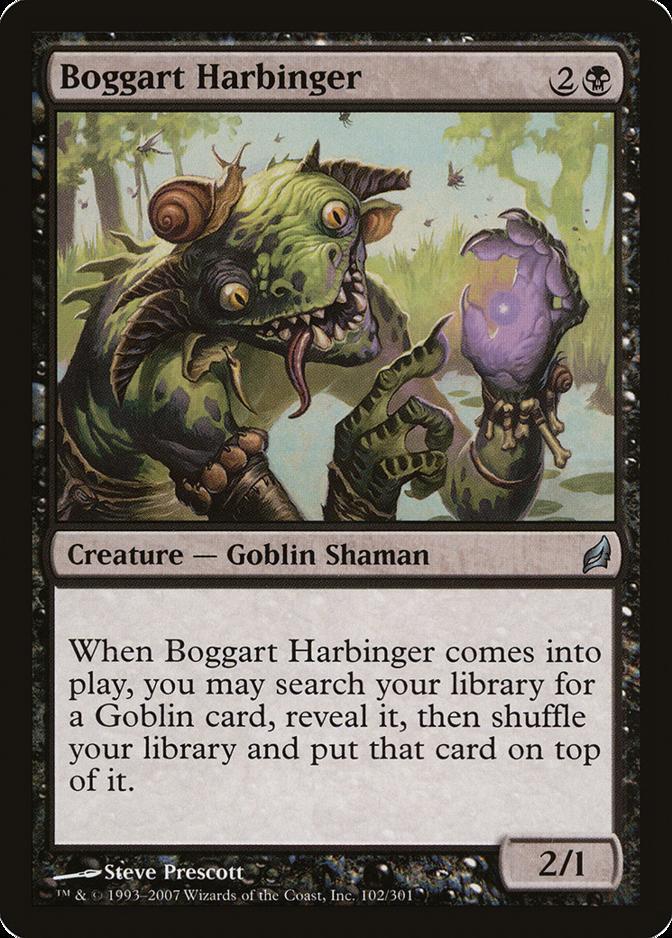Boggart Harbinger [LRW]