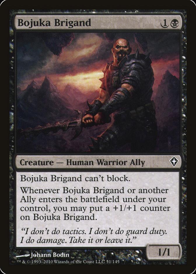 Bojuka Brigand [WWK]