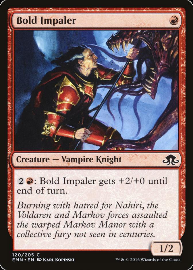 Bold Impaler [EMN]