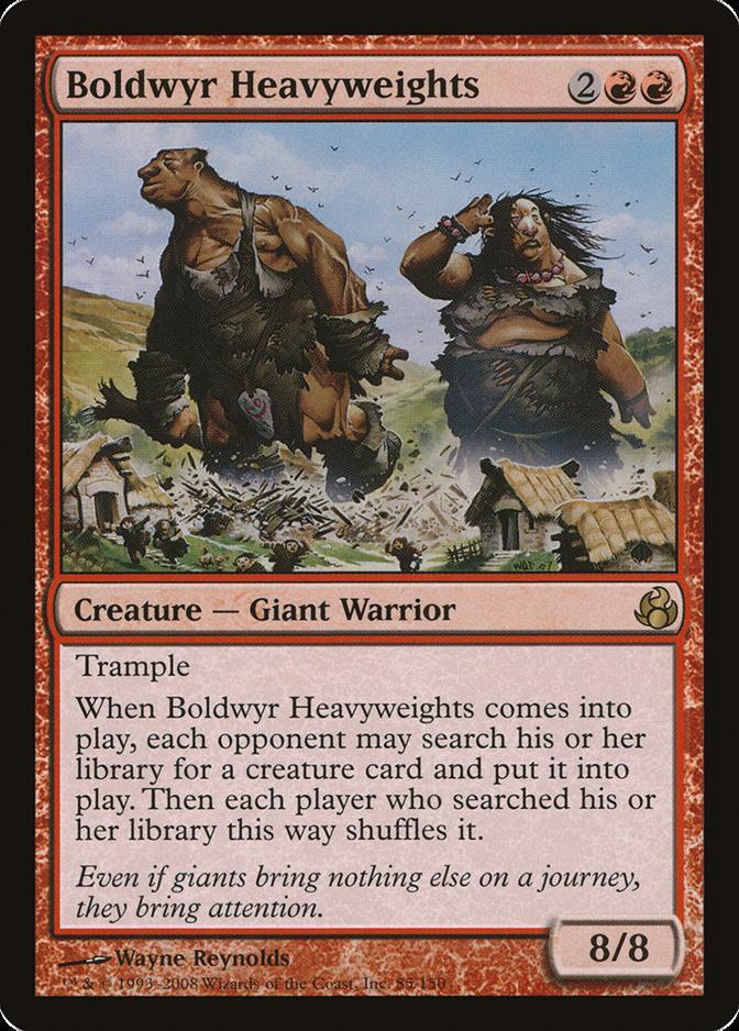 Boldwyr Heavyweights [MOR]