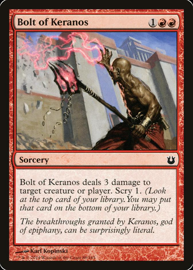 Bolt of Keranos [BNG]