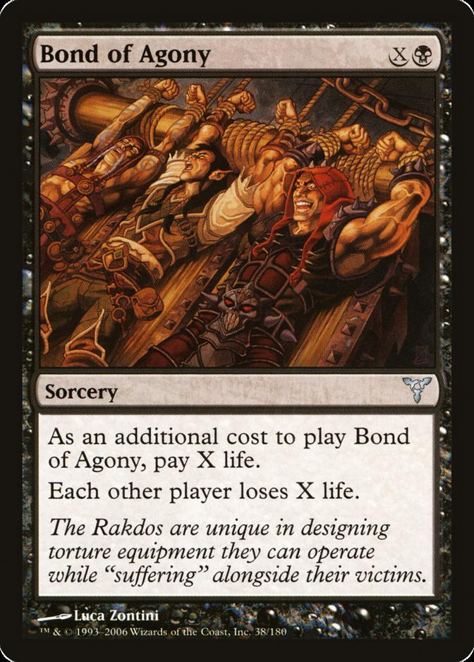Bond of Agony [DIS]