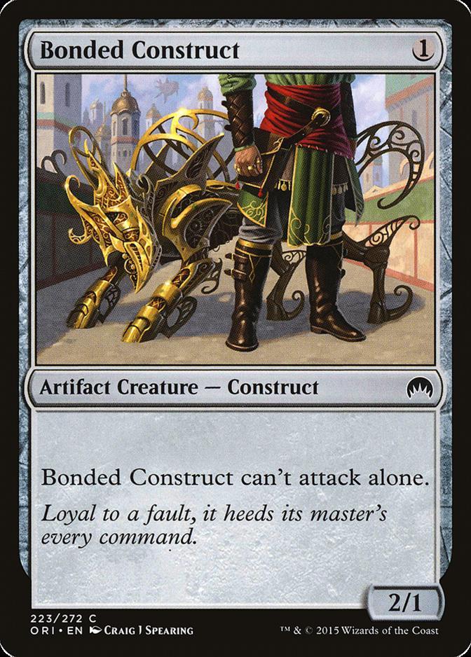 Bonded Construct [ORI]