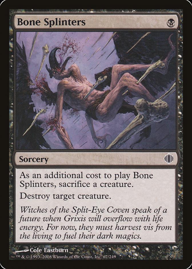 Bone Splinters [ALA]