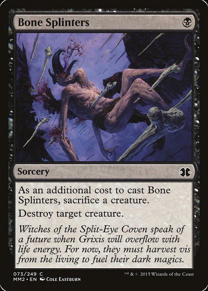 Bone Splinters [MM2]